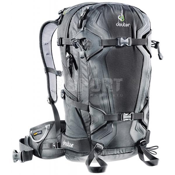 885153cfc0edb Plecak narciarski, snowboardowy, wspinaczkowy FREERIDER PRO 30L Deuter -  Kolor czarny