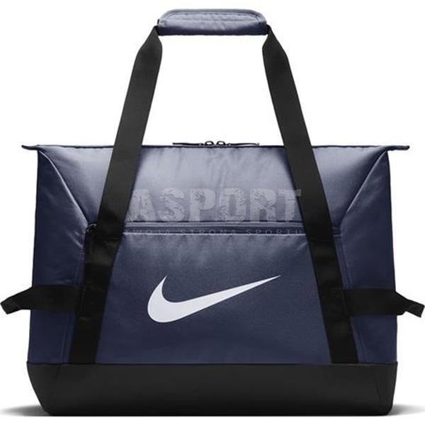 06b4161d16ffb Torba sportowa, treningowa ACADEMY TEAM S DUFFEL 42l granatowa Nike ...