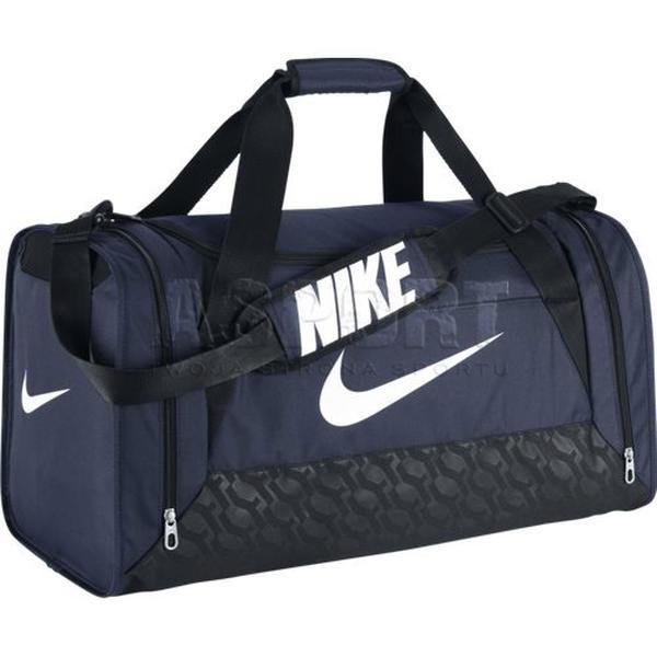 6ba77b96d1241 Torba sportowa, treningowa, podróżna BRASILIA 6 MEDIUM 60L Nike - Kolor  granatowy